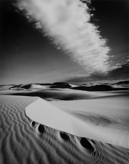 Dune and Cloud