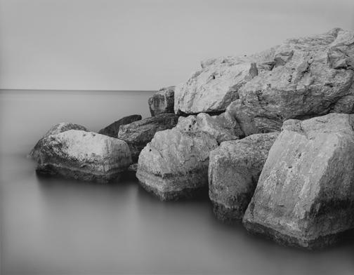 Rocks, Lake MT