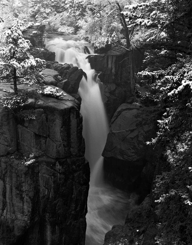 Shell Canyon Waterfall