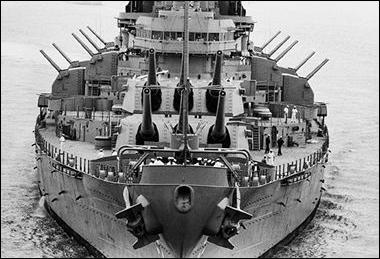 Battleship USS New Jersey, 1968