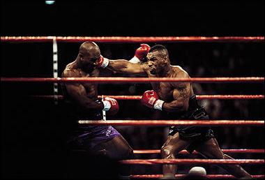 Holyfield vs Tyson, 1996