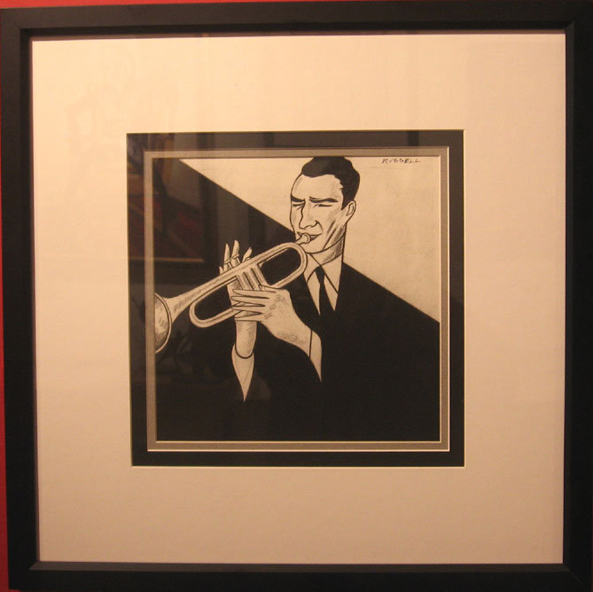 On the Trumpet
