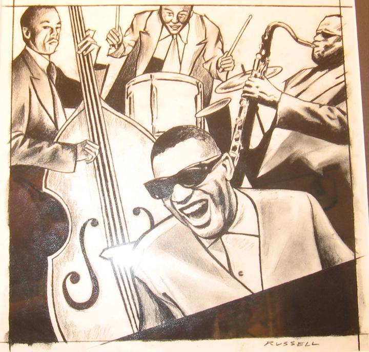 Ray Charles & the Band