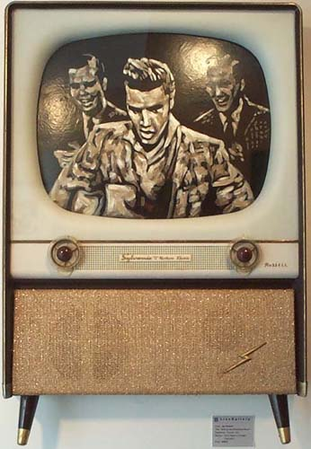 Elvis Ed Sullivan Show