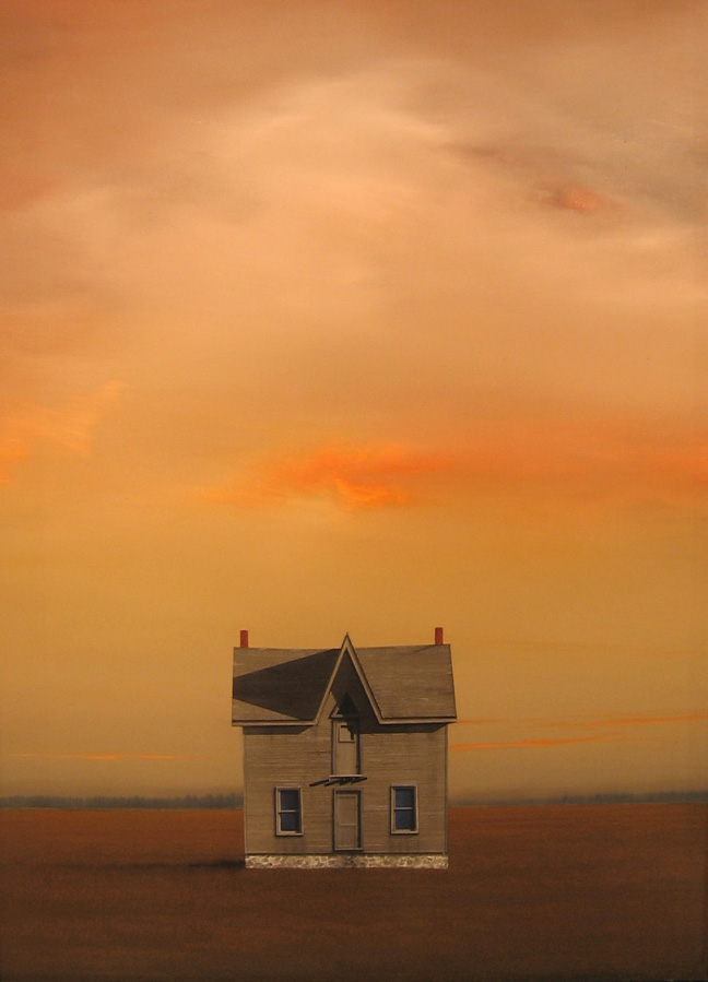 """This Ole House 38""""x26"""""""