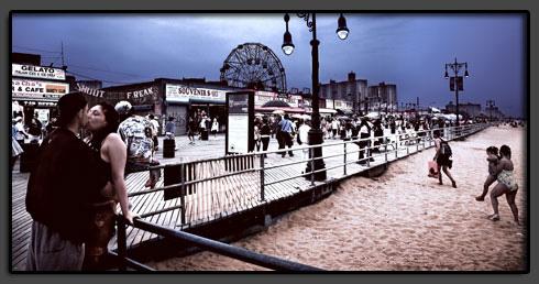 Coney Island Kiss
