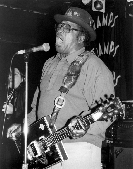 Bo Diddley, NYC, 1992