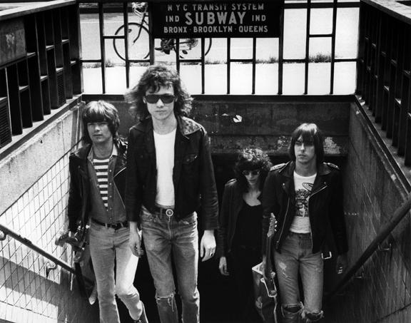 Ramones, NYC, 1975