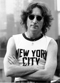 John Lennon, NYC T-Shirt, 1974