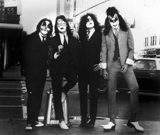 Dressed to Kill, NYC, 1974