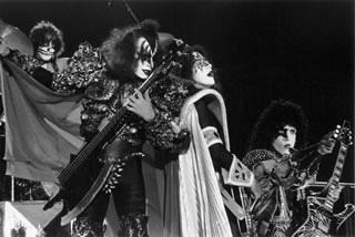 On Stage, Kissemee, Florida, 1979