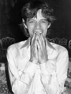 Mick Jagger - Laughing