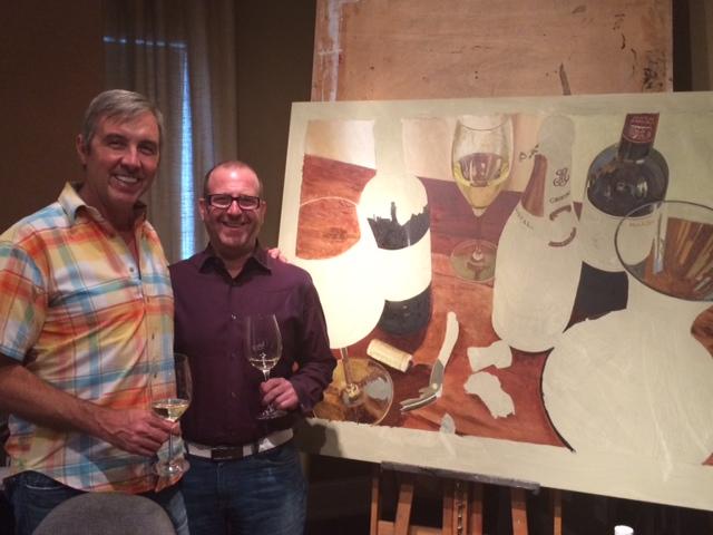 Thomas Arvid & Brian Liss, Atlanta, 2014