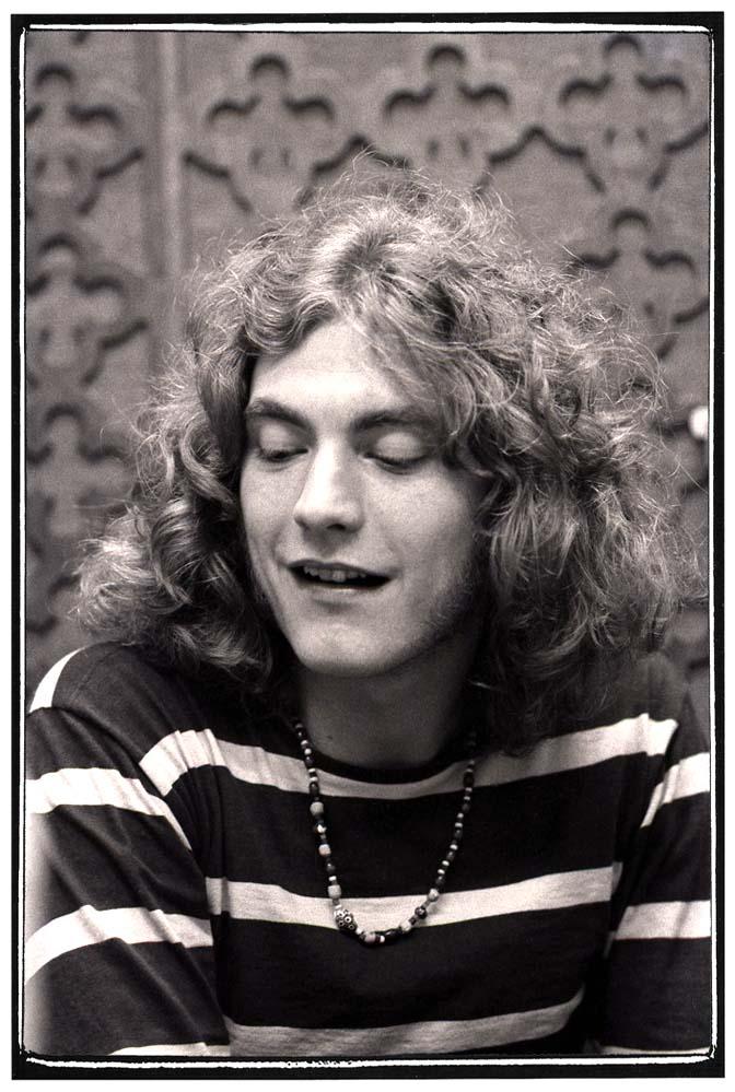 Robert Plant 1969