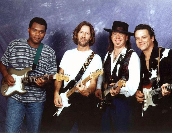 SRV & Clapton