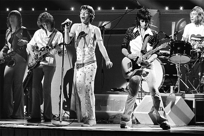 Stones Honolulu 1973