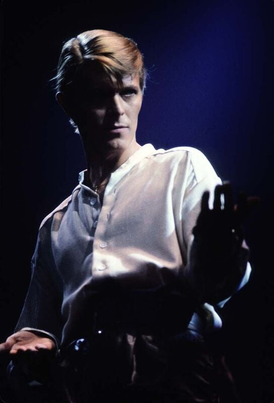 David Bowie 1978 Performing Blue Light