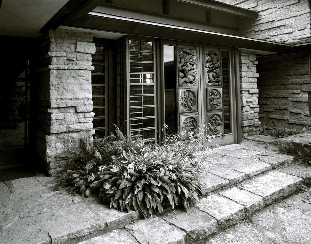 27- Taliesin Front Doors