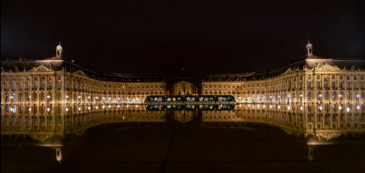 Reflecting on Bordeaux