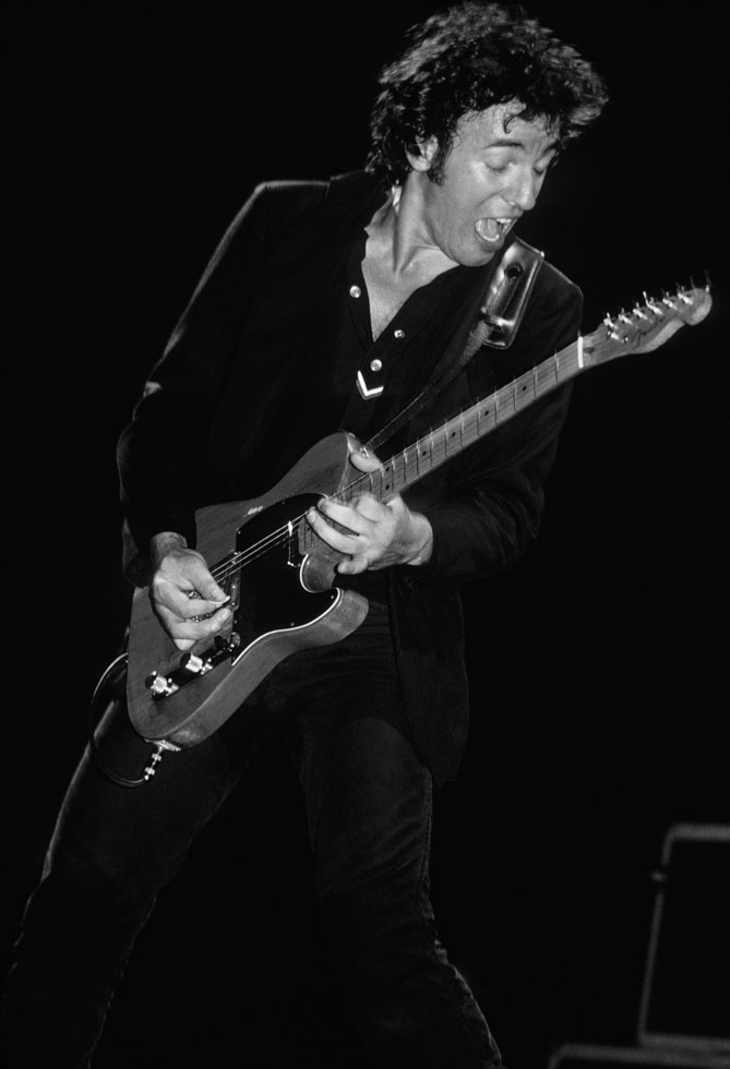 Bruce Springsteen Performing 1978 (2)