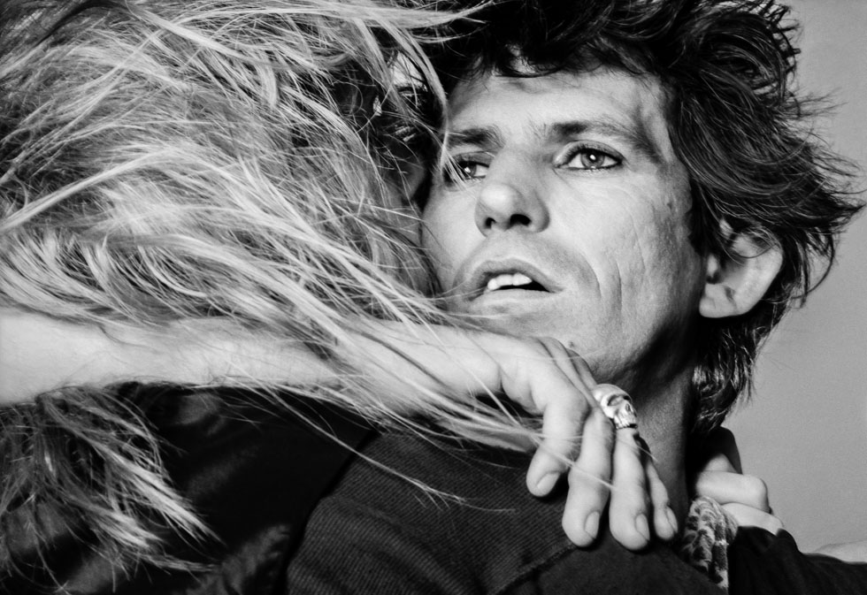 Rolling Stones_Keith Richards Patti Hansen_1981.jpg