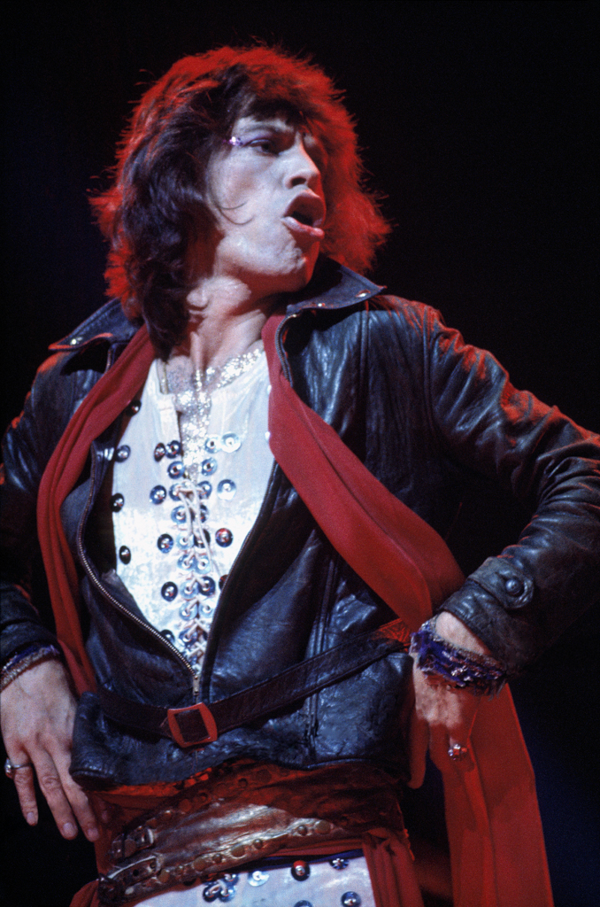 Rolling Stones, Mick Jagger 1972