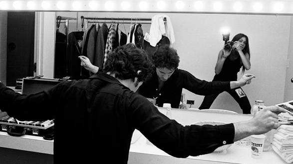 Bruce Springsteen, Dressing Room, 1978