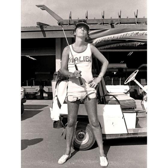 """Alice Cooper, Hawaii, 1975"""