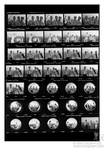 Clash Contact Sheet