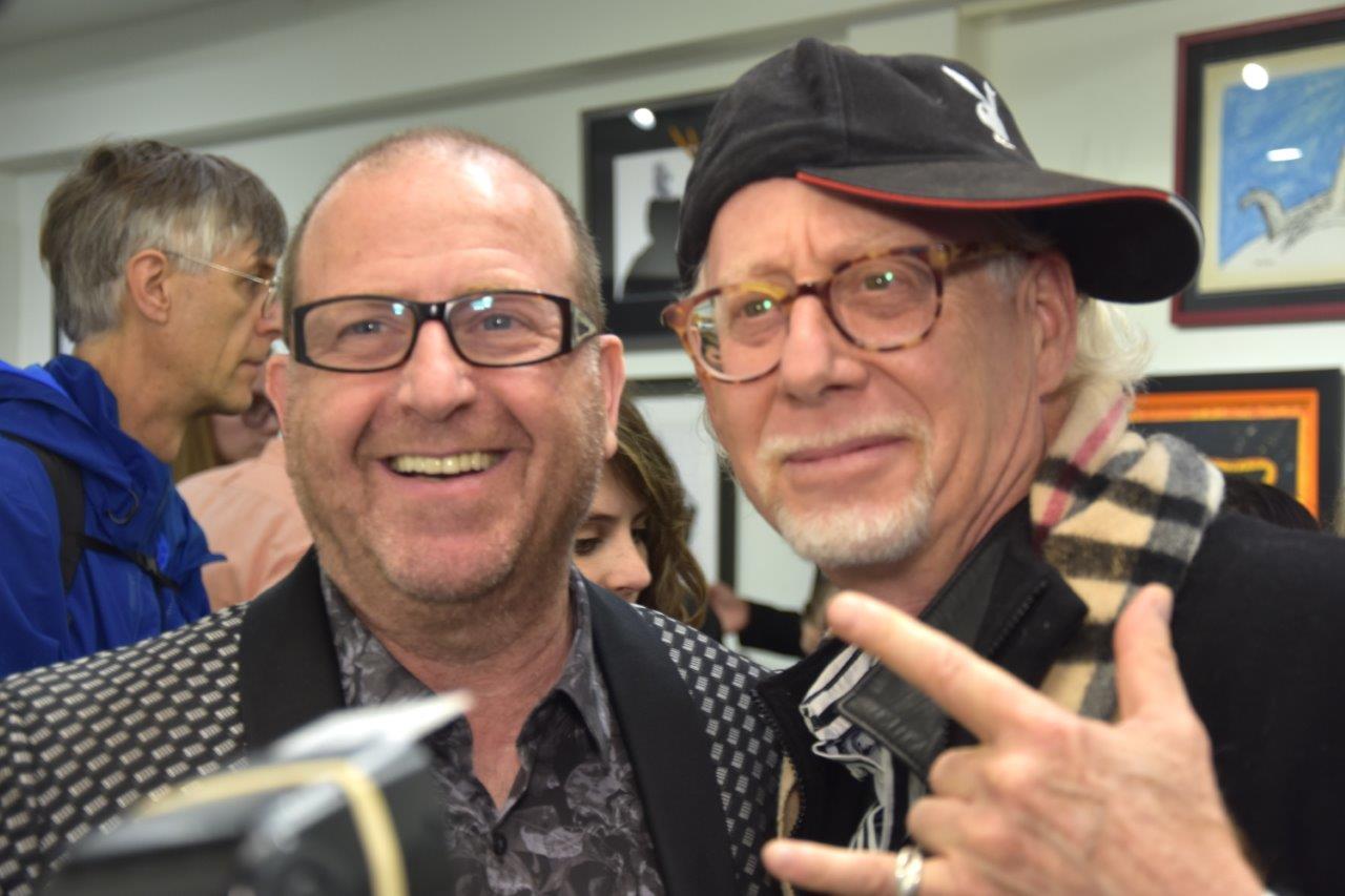 Brian Liss and David Eisenberg - Ken Heyman show