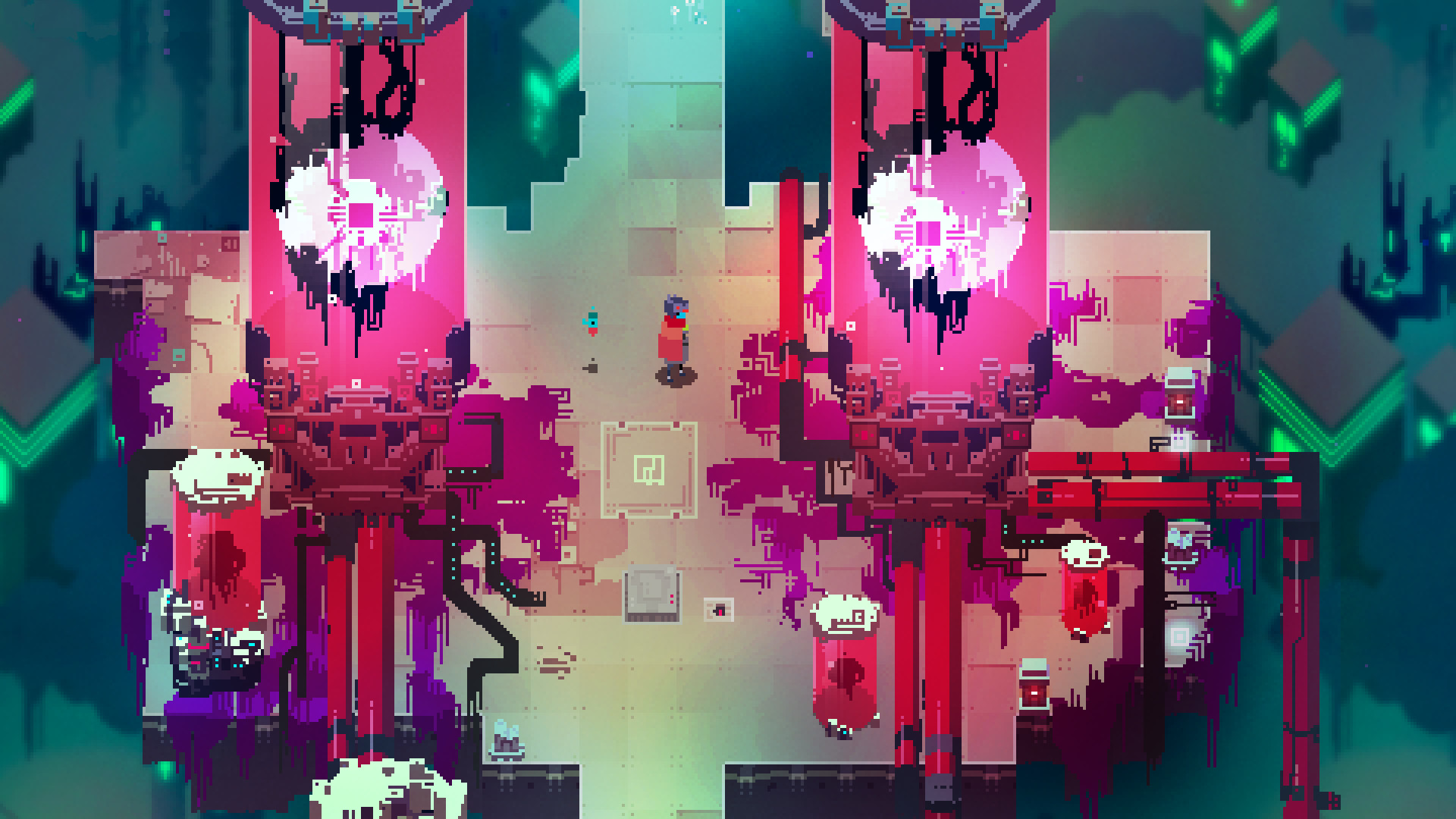 Hyper Light Drifter - Store Page