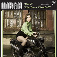 """Don't / The Tears That Fall 7″ [2010]    7"""" single"""
