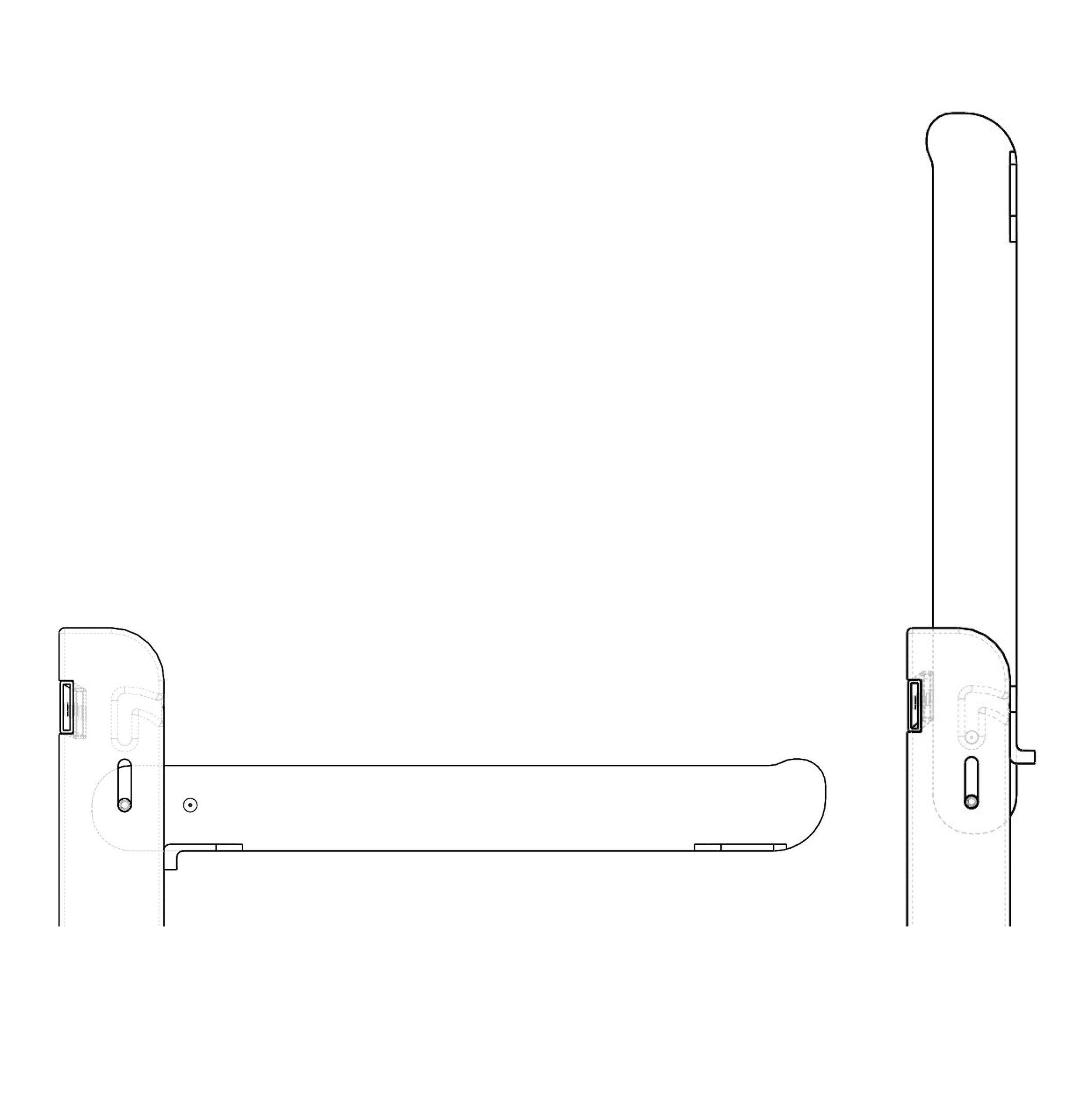 Pin & Slot Bracket Mechanism