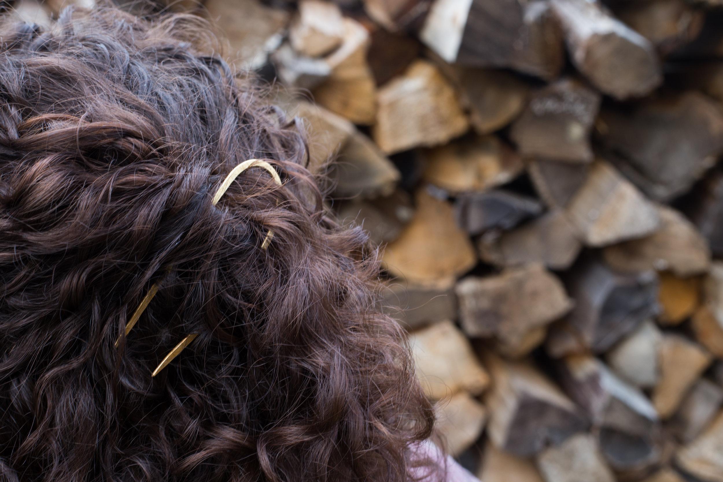 hair pin 1