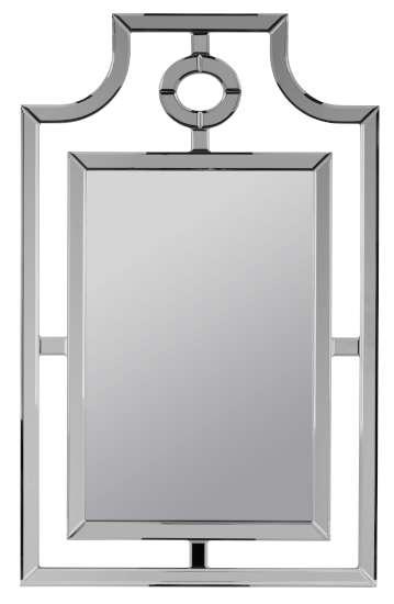 "40455 Silverson Mirror  30""w x 48""h Frameless Mirror"