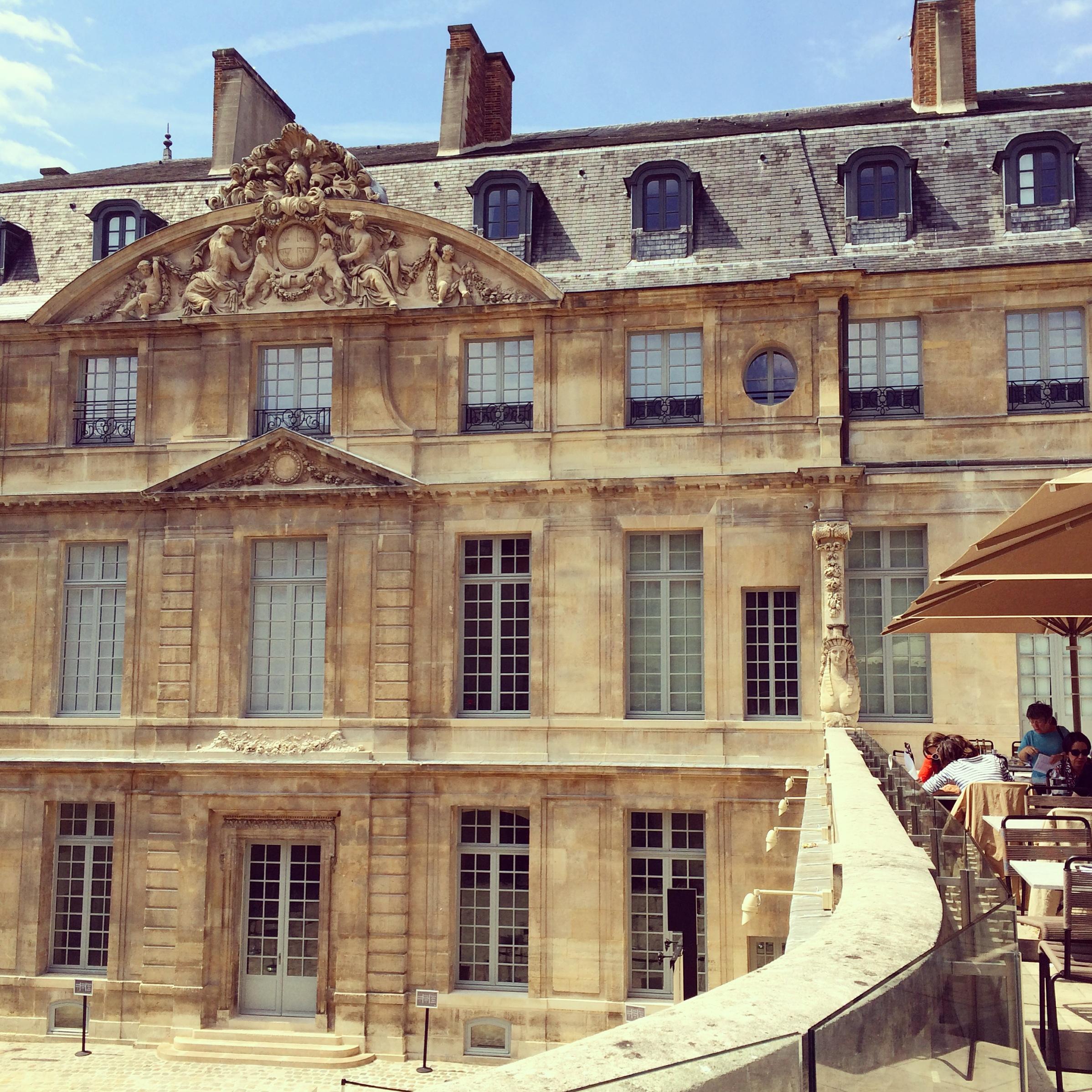Musee Picasso Paris