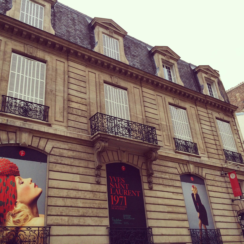 Fondation Pierre Berge YSL