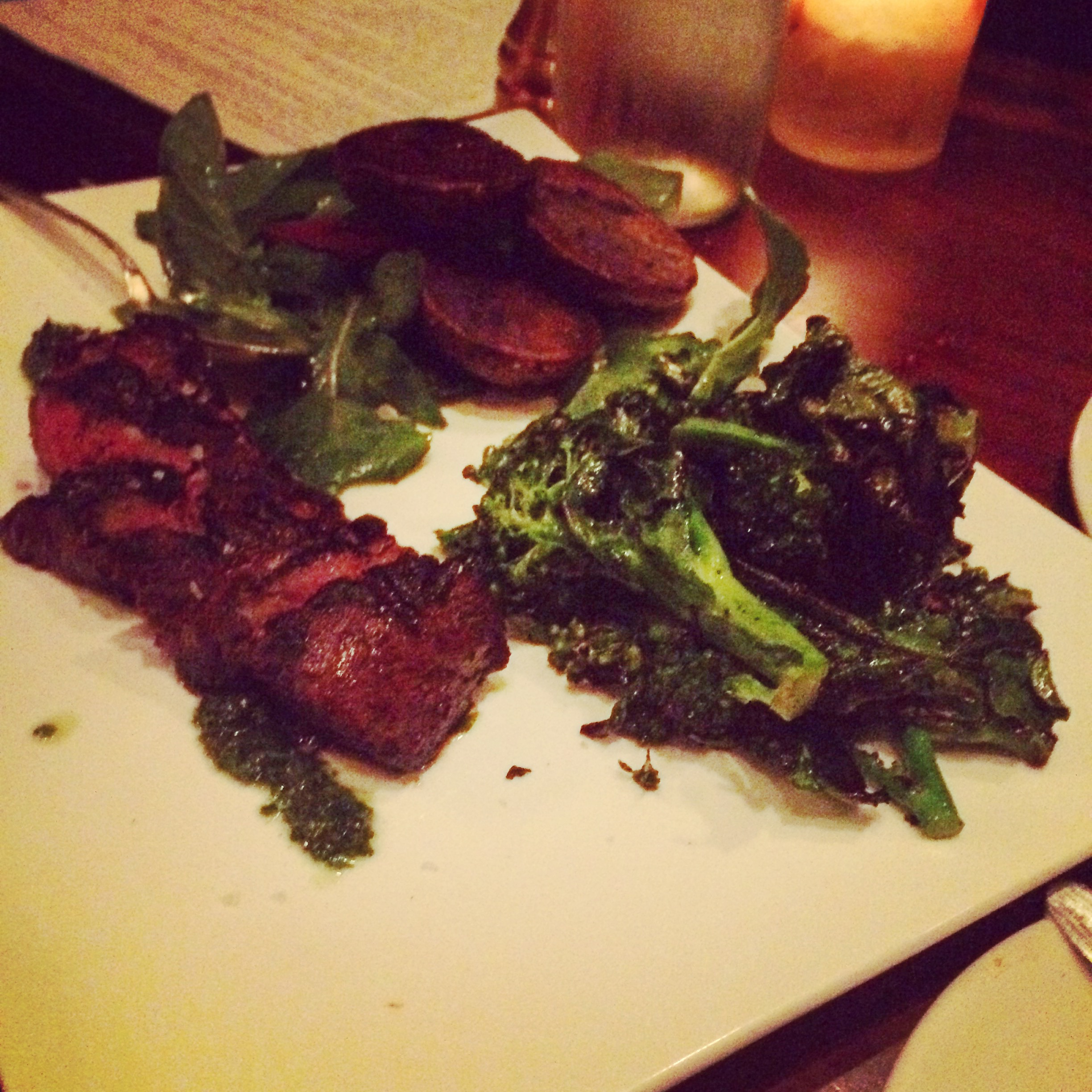 Seven Hills (Nob Hill) - Flat Iron Steak