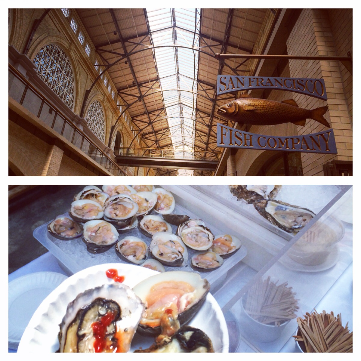 The SF MarketPlace - SF Fish Company