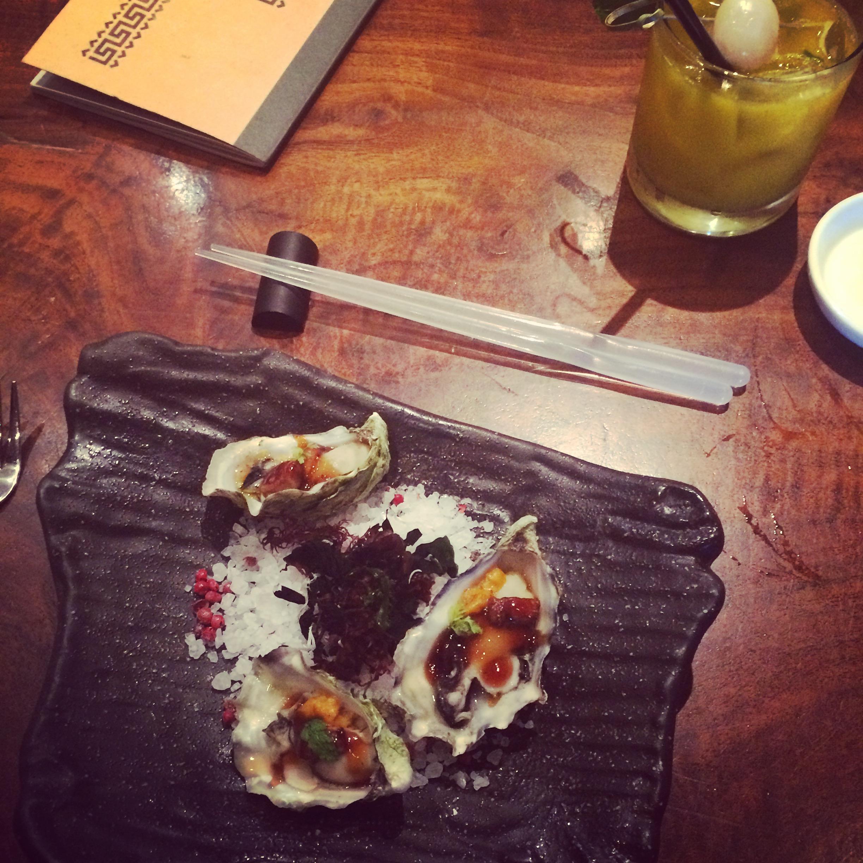 Dining at Morimoto Napa (Iron Chef Masaharu Morimoto)