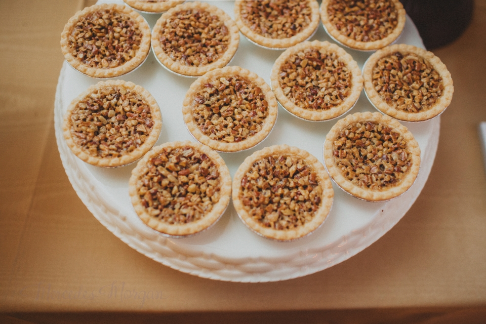 Mini Pecan Pies from Sweet Treets