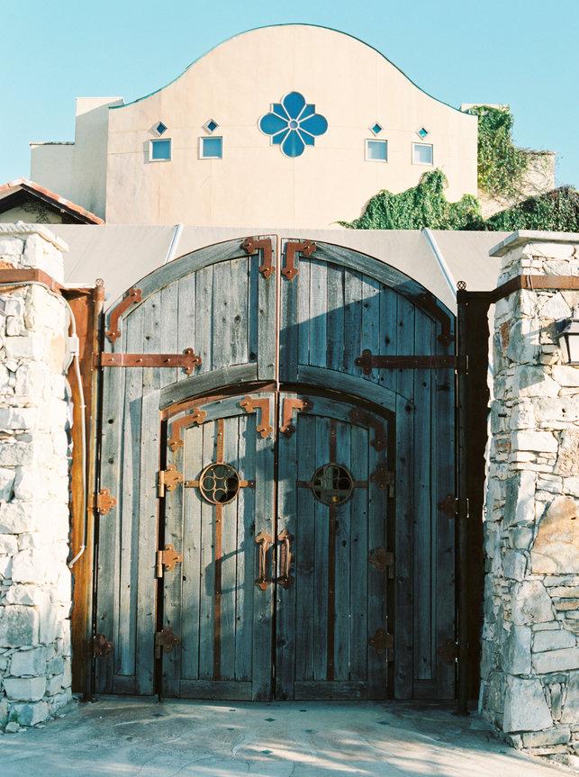 One World Theatre door