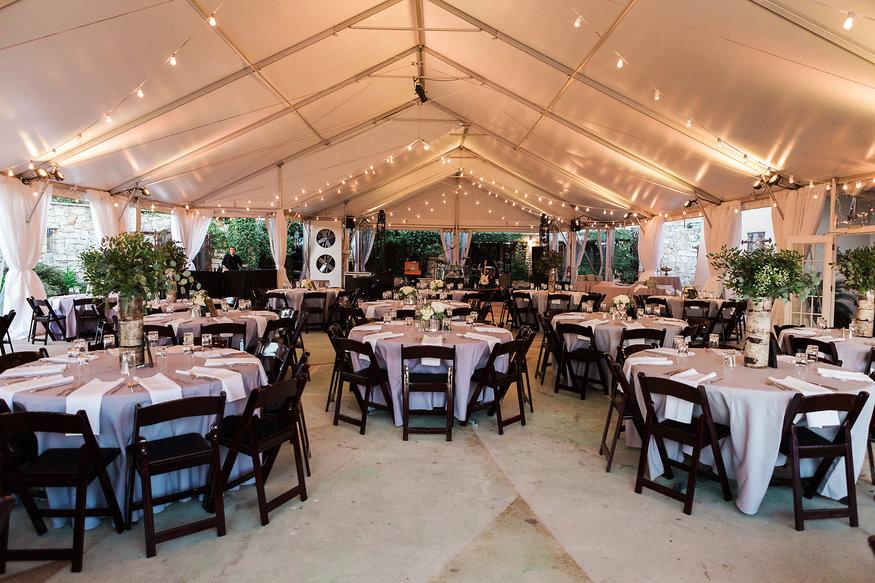 One World Theatre Plaza Wedding Reception