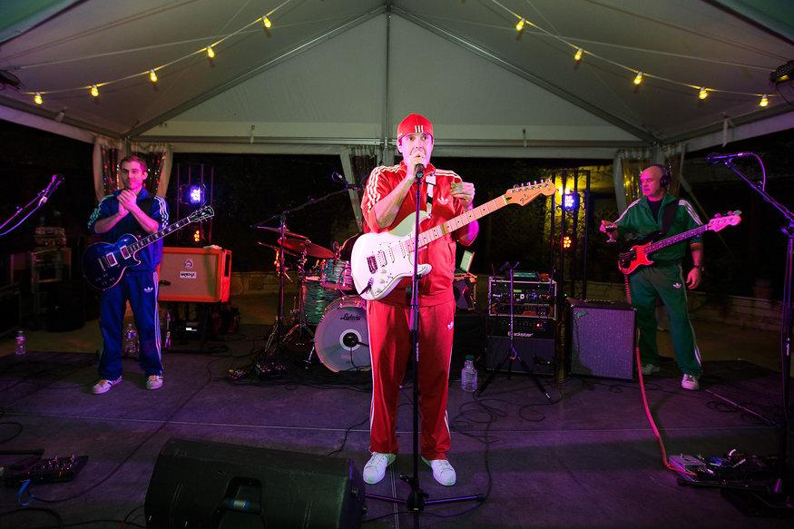 Austin band Radiostar