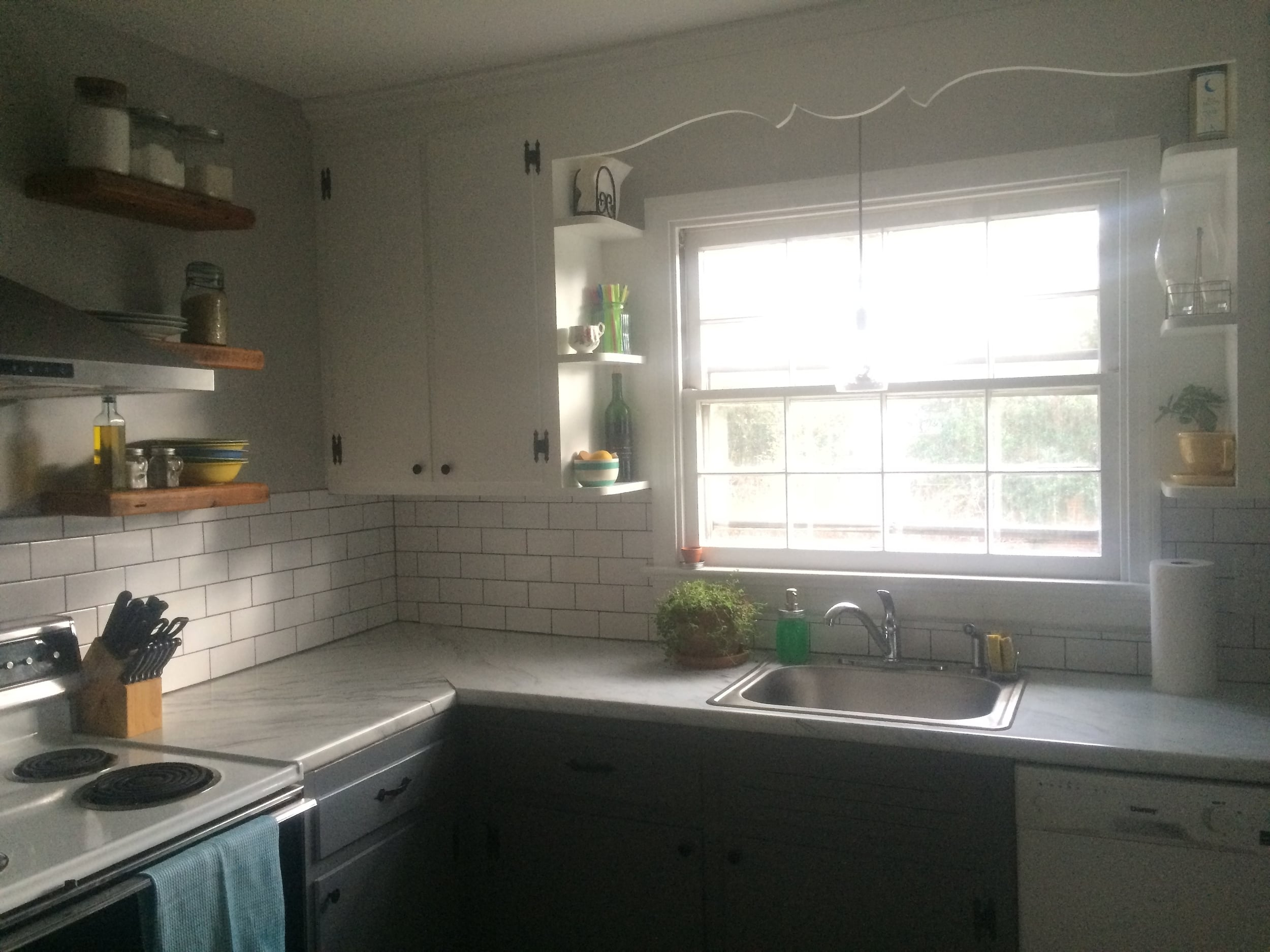 Creative Adulting | My Kitchen Renovation, the Journey