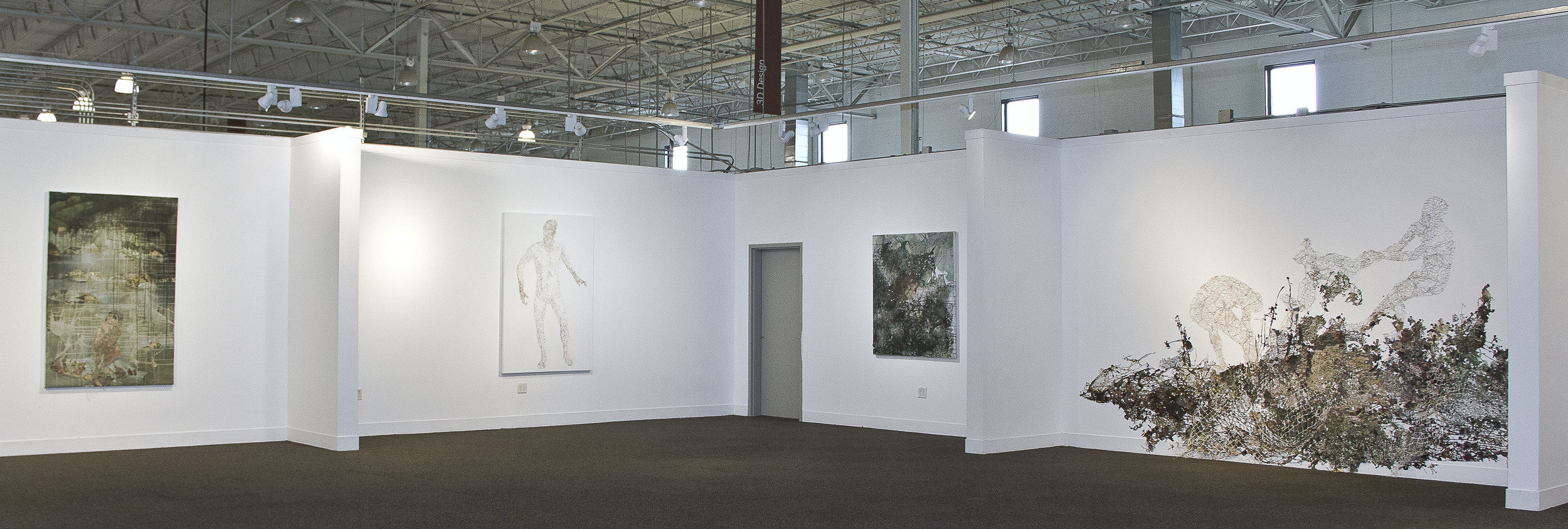Solo Exhibition  Drewelowe Gallery Iowa City, IA
