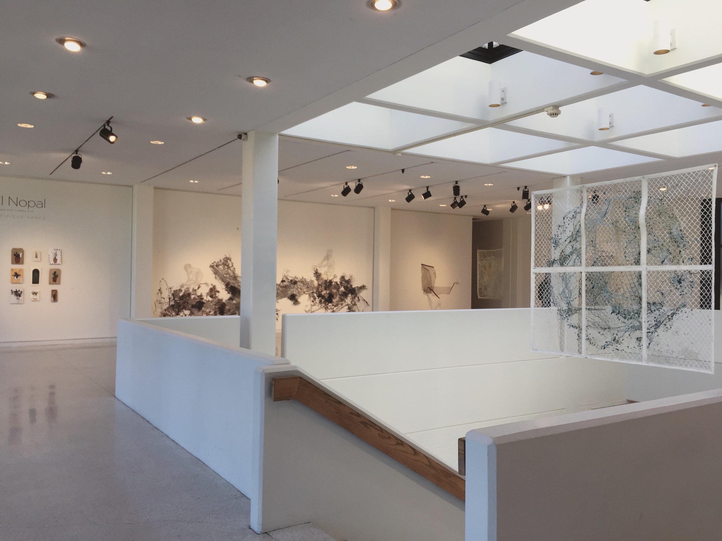 No One Visits the Nopal Until it Bears Fruit  Memphis College of Art Memphis, TN