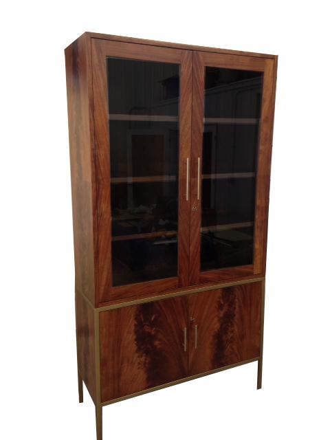 Mahogany Cabinet #2051