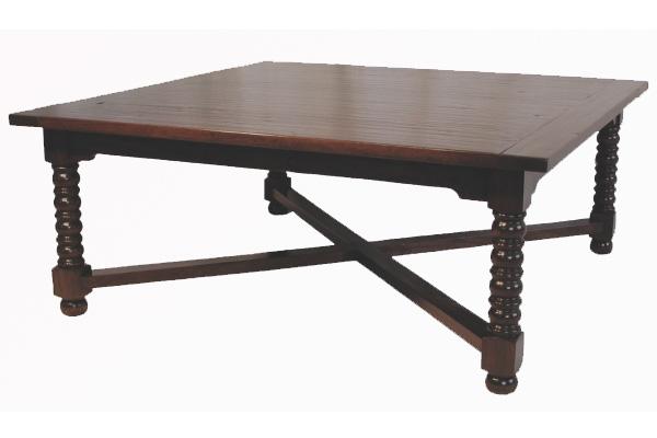 Bobbin X Coffee Table #1072
