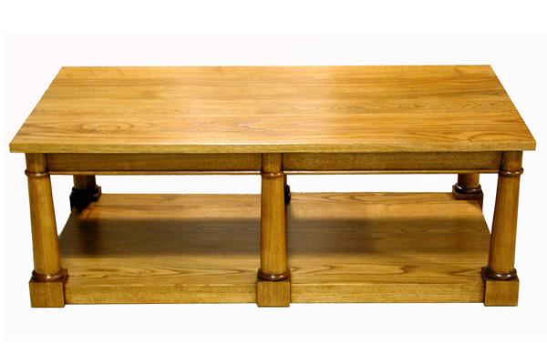 Column Coffee Table #2080